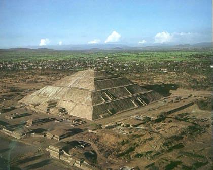 пирамида Кецалькоатля